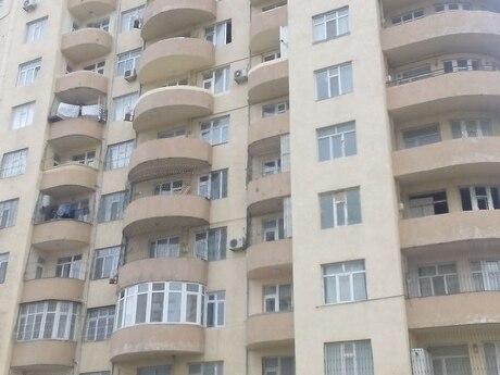 4 otaqlı yeni tikili - İnşaatçılar m. - 132 m²