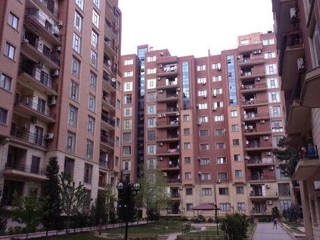 4 otaqlı yeni tikili - Nəriman Nərimanov m. - 187 m²