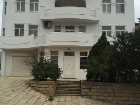 9 otaqlı ev / villa - Badamdar q. - 600 m²