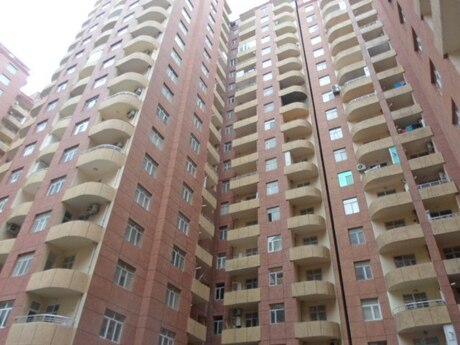 2-комн. новостройка - м. Мемар Аджеми - 112 м²