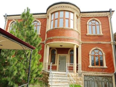 6 otaqlı ev / villa - Həzi Aslanov q. - 250 m²