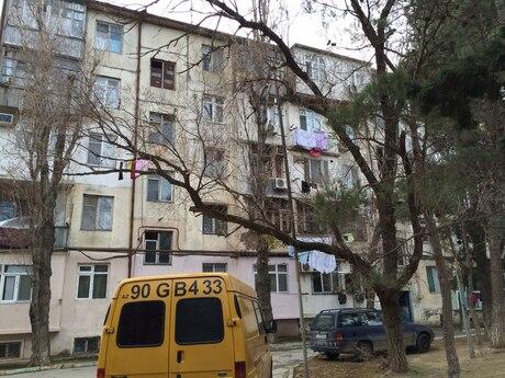 1 otaqlı köhnə tikili - Nəsimi m. - 28 m²