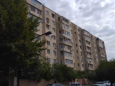5 otaqlı köhnə tikili - Nəsimi m. - 130 m²