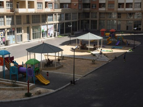 2 otaqlı yeni tikili - Şah İsmayıl Xətai m. - 101 m²