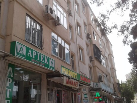 1 otaqlı köhnə tikili - 20 Yanvar m. - 32 m²