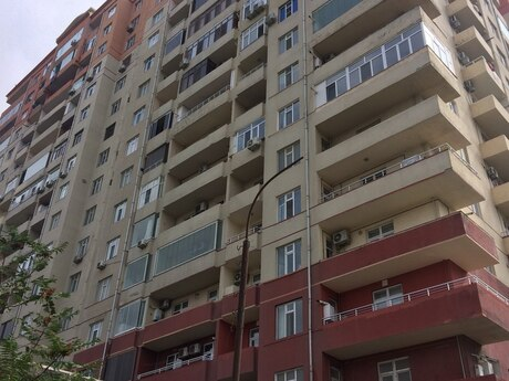 3 otaqlı yeni tikili - Nəsimi r. - 122 m²