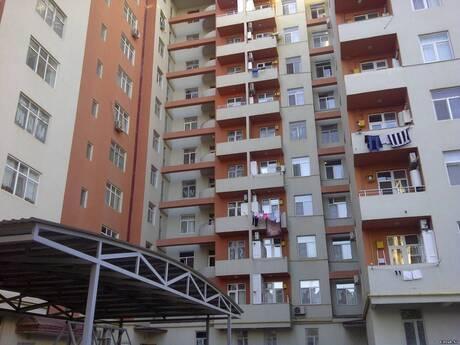 3 otaqlı yeni tikili - Şah İsmayıl Xətai m. - 157 m²