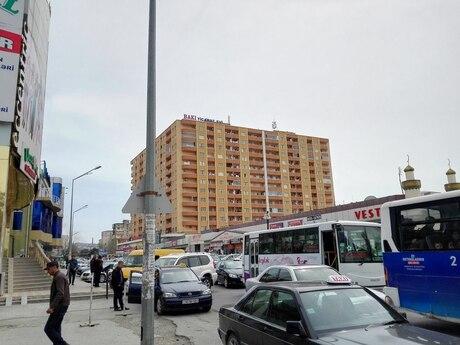 3 otaqlı yeni tikili - Bakıxanov q. - 135 m²