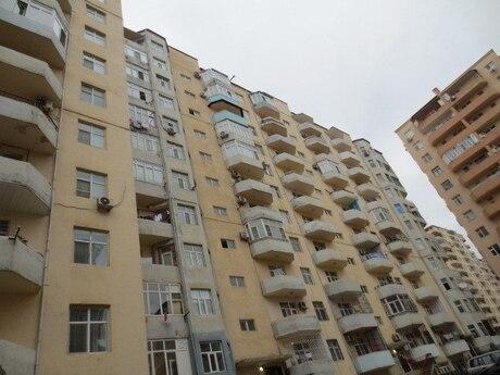 1-комн. новостройка - пос. Ени Ясамал - 55 м²