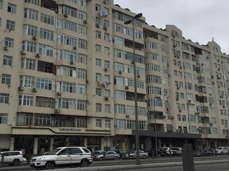 4 otaqlı yeni tikili - Nəriman Nərimanov m. - 155 m²