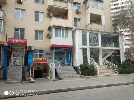 3 otaqlı köhnə tikili - Nəsimi r. - 86 m²