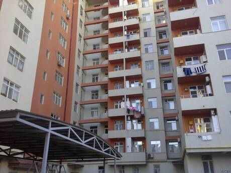 3-комн. новостройка - м. Гянджлик - 117 м²