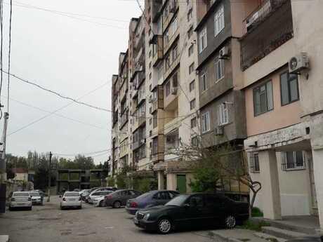 2-комн. вторичка - м. Гянджлик - 56 м²