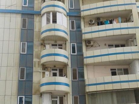 2 otaqlı yeni tikili - Bakıxanov q. - 81 m²