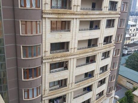3 otaqlı yeni tikili - Nərimanov r. - 153 m²