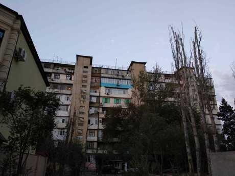 5 otaqlı köhnə tikili - Əhmədli m. - 98 m²
