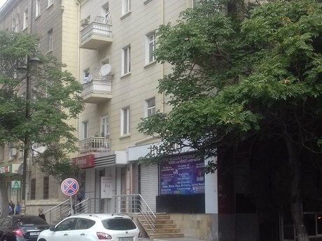 3-комн. вторичка - м. Нариман Нариманова - 61 м²