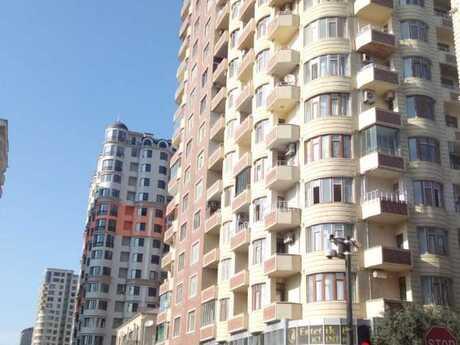 4-комн. новостройка - м. Халглар Достлугу - 180 м²