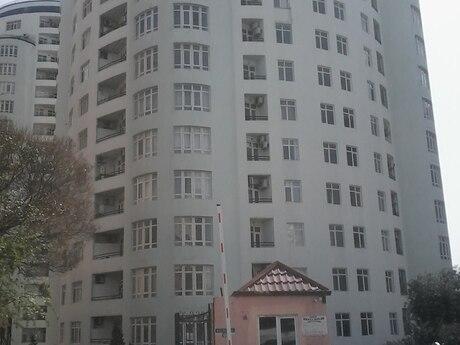 3 otaqlı yeni tikili - Şah İsmayıl Xətai m. - 110 m²