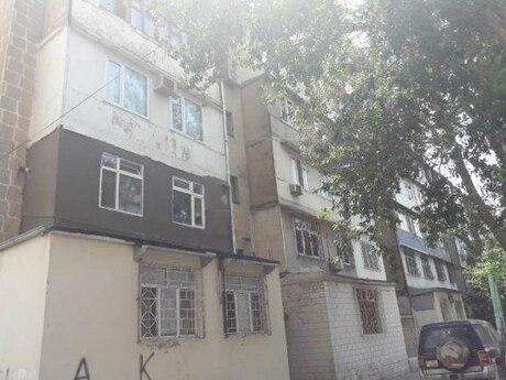 1 otaqlı köhnə tikili - Nəriman Nərimanov m. - 40 m²