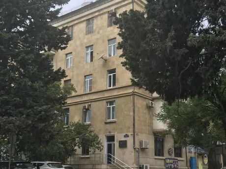 2 otaqlı köhnə tikili - Nəsimi r. - 38.6 m²