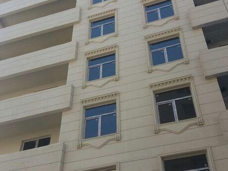 4 otaqlı yeni tikili - Şah İsmayıl Xətai m. - 172 m²