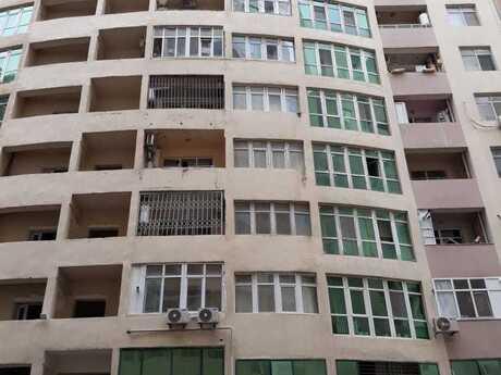3 otaqlı yeni tikili - Şah İsmayıl Xətai m. - 125 m²