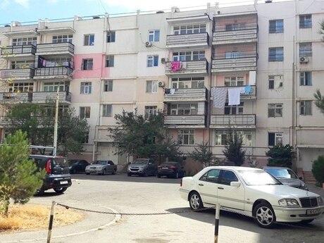 3 otaqlı yeni tikili - Şah İsmayıl Xətai m. - 82 m²