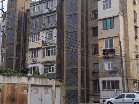 1 otaqlı köhnə tikili - İçəri Şəhər m. - 33 m²
