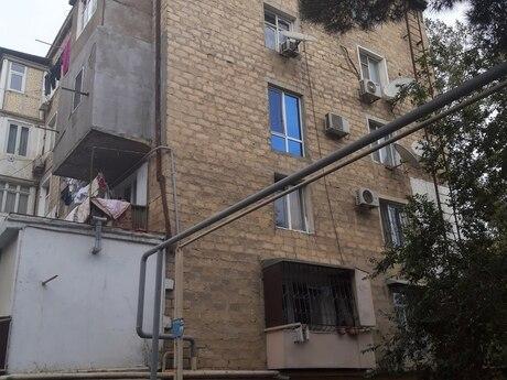 2 otaqlı köhnə tikili - Yasamal r. - 34 m²