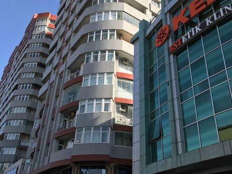 3-комн. новостройка - м. Нариман Нариманова - 168 м²