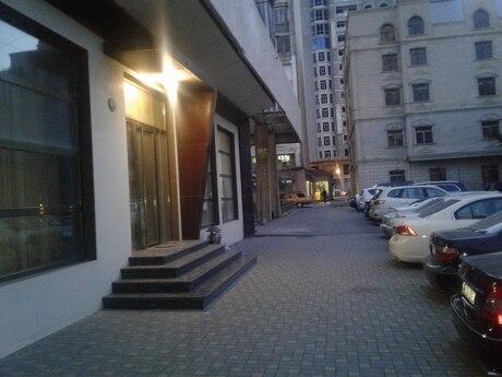 5 otaqlı ofis - Nərimanov r. - 150 m²