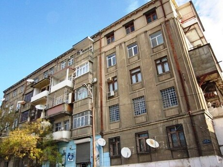 3 otaqlı ofis - Nəsimi r. - 85 m²
