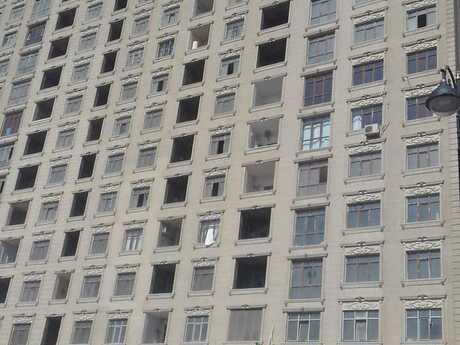 4-комн. новостройка - м. Эльмляр Академиясы - 141 м²