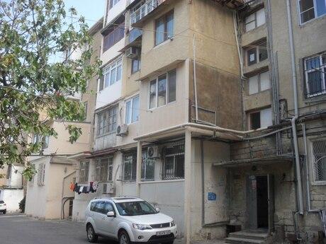 1 otaqlı köhnə tikili - Elmlər Akademiyası m. - 32 m²