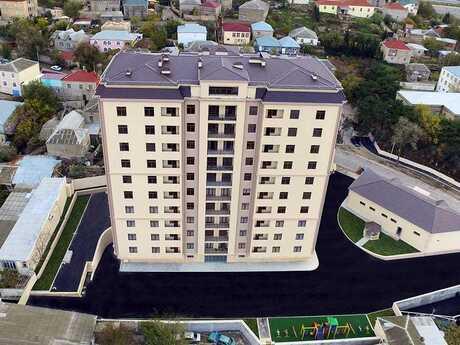2-комн. новостройка - Сабунчинский  р. - 68 м²