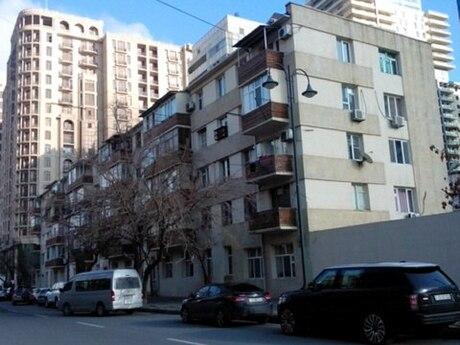 3 otaqlı köhnə tikili - Səbail r. - 75 m²