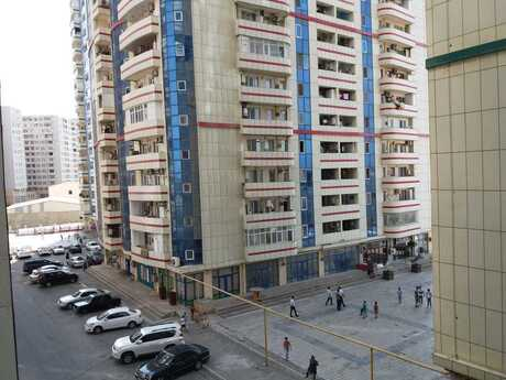 2 otaqlı yeni tikili - Suraxanı r. - 80 m²