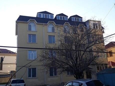 4 otaqlı yeni tikili - Sabunçu r. - 165 m²
