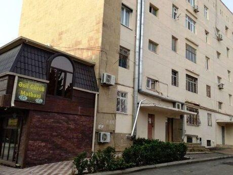 1 otaqlı köhnə tikili - Badamdar q. - 25 m²