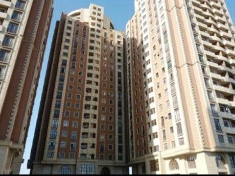 4 otaqlı yeni tikili - İnşaatçılar m. - 145 m²