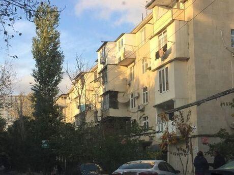 2 otaqlı köhnə tikili - Yasamal r. - 58 m²