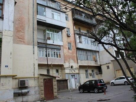 3 otaqlı köhnə tikili - Nərimanov r. - 72 m²