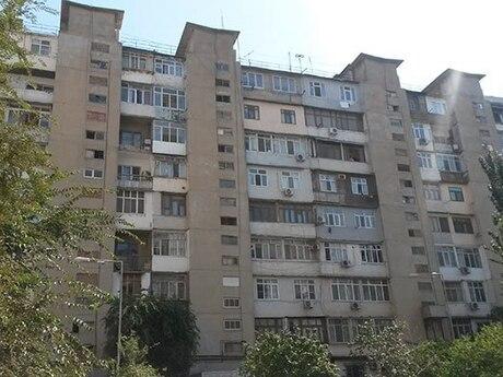 4 otaqlı köhnə tikili - Gənclik m. - 100 m²