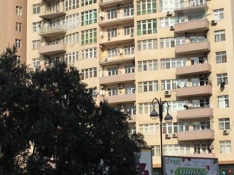 3 otaqlı yeni tikili - Şah İsmayıl Xətai m. - 131 m²