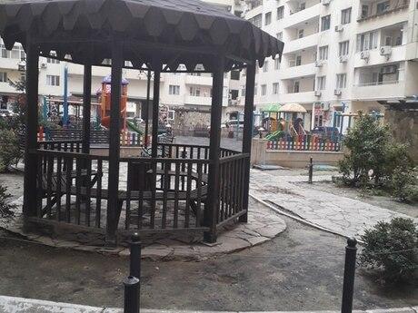 4 otaqlı yeni tikili - Nəriman Nərimanov m. - 154 m²
