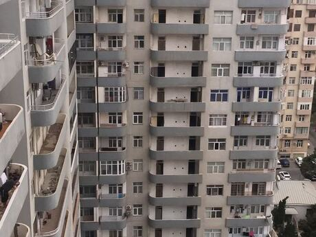 3 otaqlı yeni tikili - Qara Qarayev m. - 133 m²