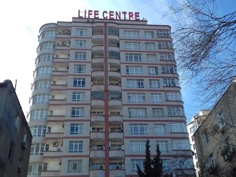 3-комн. новостройка - м. Нариман Нариманова - 122 м²