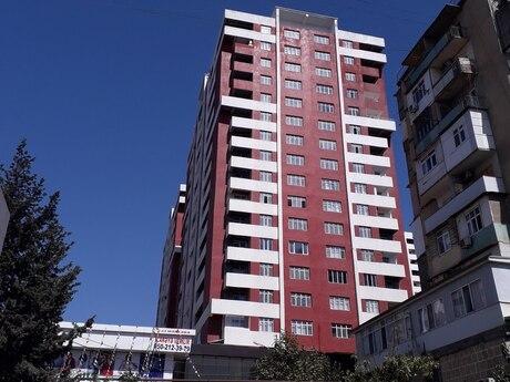 3 otaqlı yeni tikili - Qara Qarayev m. - 141.1 m²