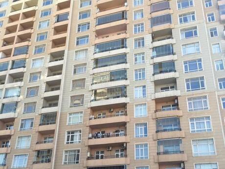 3 otaqlı yeni tikili - Yasamal r. - 105 m²